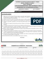 Ibfc 13 Analista Engenharia Civil Ou Eletrica