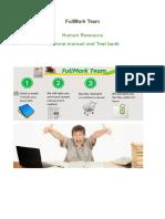 Human Resource Test Bank