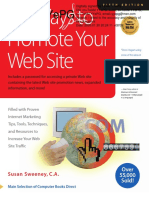 101 Ways to Promote Your Web Site.pdf