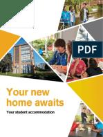 University of Birmingham Accommodation Guide 2015 16