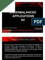 2.- underbalanced - N2
