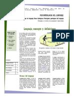 Publicación Lenguaje 2016-II
