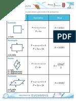 Formulario Areas y Perimetros