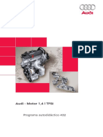 Ssp 432 Motor 1.4 i Tfsi