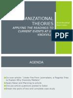 esd 5 organizational theories pptx