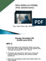 Dispensing Sediaan Steril KARS
