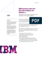 Sys DR for SystemX