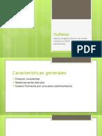 Sulfatos(1)