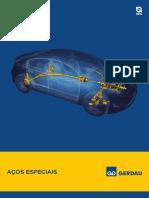 Catálogo Aços Especiais - Automotivo