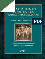 Tradiciones Populares Judias y Musulmanas Adan Abraham Moises Evd Miguel Perez Fernandez
