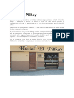 Hostal El Pillkay