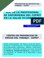 ROL DE LA ENFERMERA DEL CEPRIT 2016.pptx
