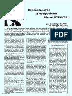 Wissmer - Intermezzo