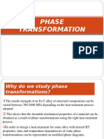 pphase ttransformation