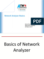 Network Analyzer Basic