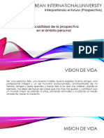 Aplicabilidad de La Prospectiva en El Ambito Personal - Eugenia Navarro