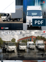 Isuzu n Series Catalog 2011