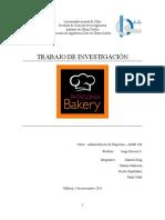 Admi Patagonia Bakery