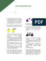 Quiz Teori Kinetik Gas