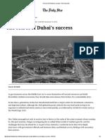 The Secret of Dubai's Success