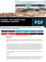 BBC Travel - Living in the world's most reputable countries.pdf