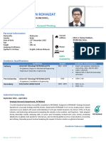 UTP Resume Mechy 1