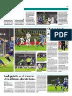 La Provincia Di Como 21-11-2016 - Calcio Lega Pro - Pag.2