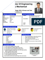 UTP Resume Mechy 2