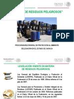 Gestion de Residuos Peligrosos-profepa 1