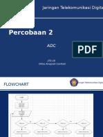 Analog Digital Converter Mikrokontroller ATMega16