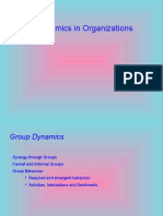 Group Dynamics in Organizations.pptx