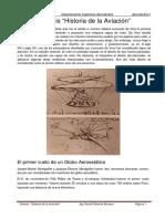 01 Síntesis Historia de La Aviación