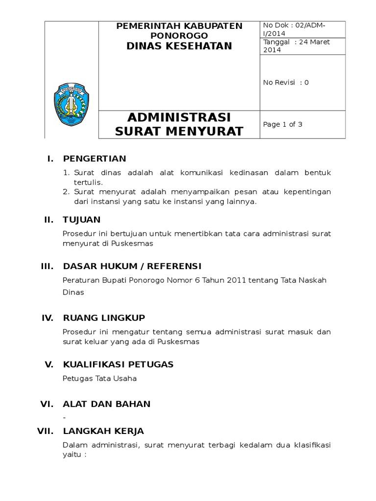 02adm I2014administrasi Surat Menyurat