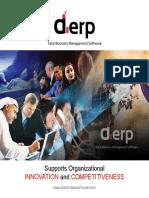 Brochure Derp Data