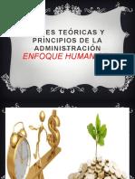 Bases Teóricas y Principios de La Administración