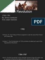 1763 to 1781