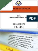 135653154 Dermatitis Seboroik Ppt