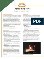 Firefighting Foam NFPA 409