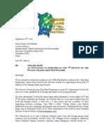 PIJF 2010 - Invitation to UPSI