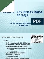 SEX BEBAS