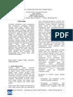 LaporanPraktikumElektronikaII Modul3 14S14030 Gottlieb Fyeter Sitohang