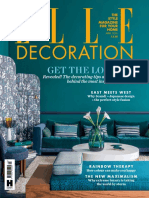 Elle Decoration UK - April 2016