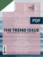 Elle Decoration UK - February 2016