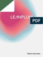Leanplum - Platform Data Sheet