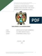 Modelo de Informe de Viaje de Estudio.
