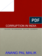 Corruption in India