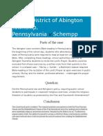 School District of Abington Township