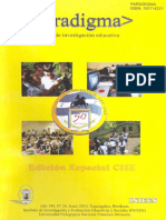 Paradigma Revista de Investigacion Educativa 9