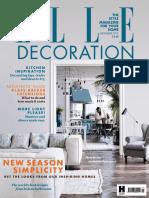 Elle Decoration UK - September 2016