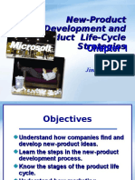 New Product Development Techniques by Jimmy Stepanian